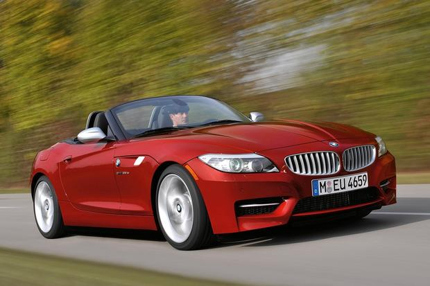 2012 BMW Z4 Series: OEM Image Gallery