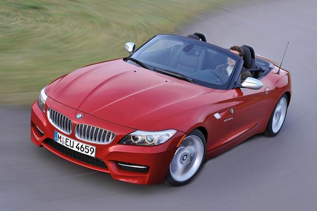 2012 BMW Z4: New Car Review featured image large thumb1
