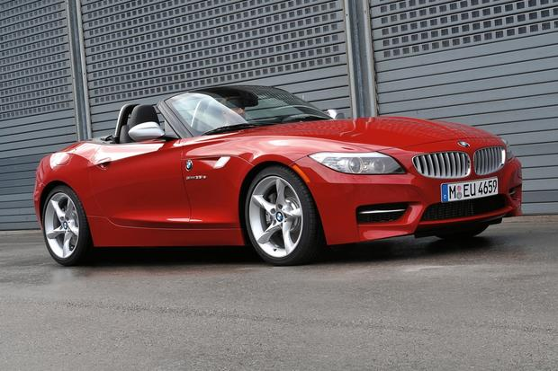 2012 BMW Z4: New Car Review featured image large thumb2