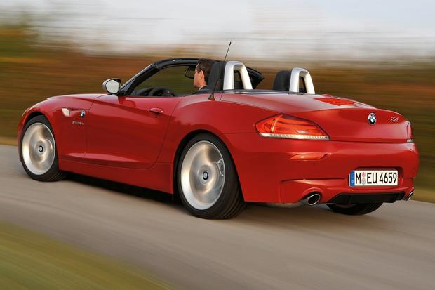 2012 BMW Z4: New Car Review featured image large thumb3