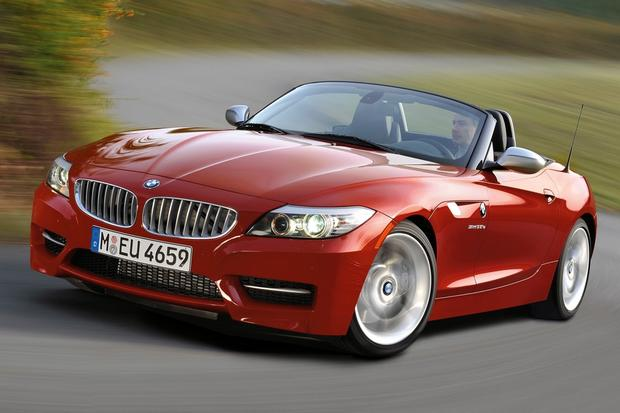 2012 BMW Z4: New Car Review featured image large thumb5