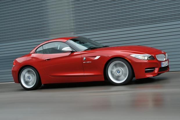 2012 BMW Z4: New Car Review featured image large thumb6