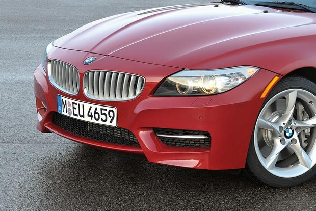 2012 BMW Z4: New Car Review featured image large thumb8