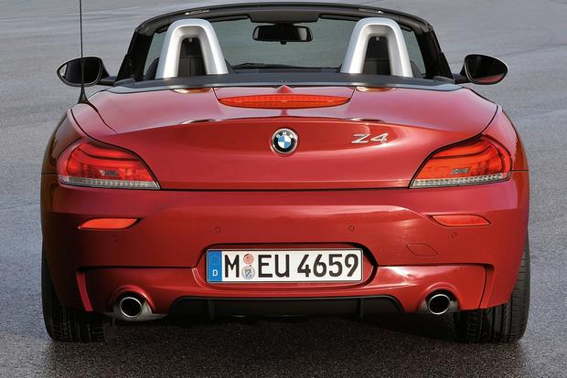 2012 BMW Z4: New Car Review featured image large thumb10