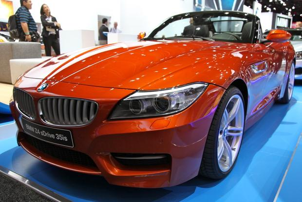 2014 BMW Z4 Series:detroit auto show