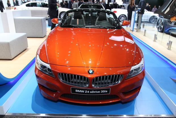 2014 BMW Z4 Series:detroit auto show featured image large thumb1