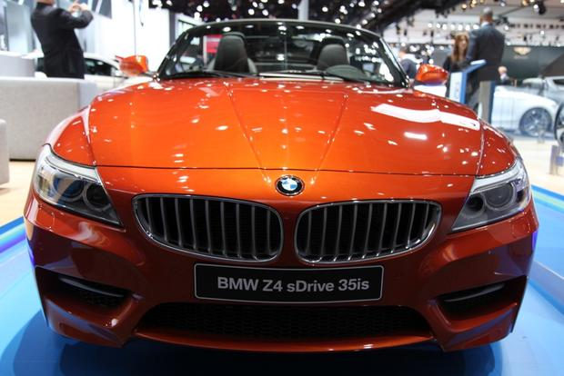 2014 BMW Z4 Series:detroit auto show featured image large thumb2