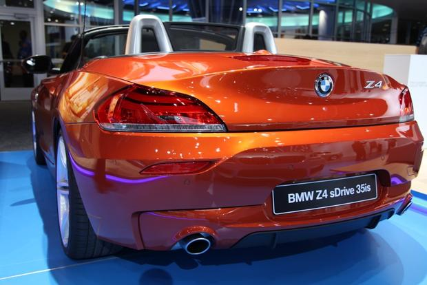 2014 BMW Z4 Series:detroit auto show featured image large thumb5