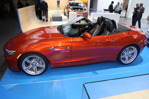 2014 BMW Z4 Series:detroit auto show featured image large thumb6