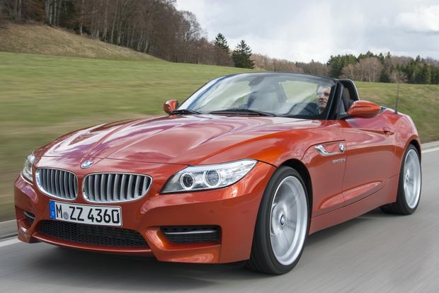 2014 BMW Z4: New Car Review