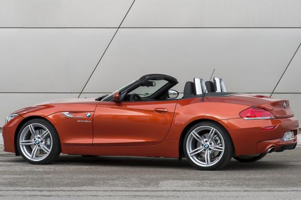 2014 BMW Z4: New Car Review featured image large thumb1