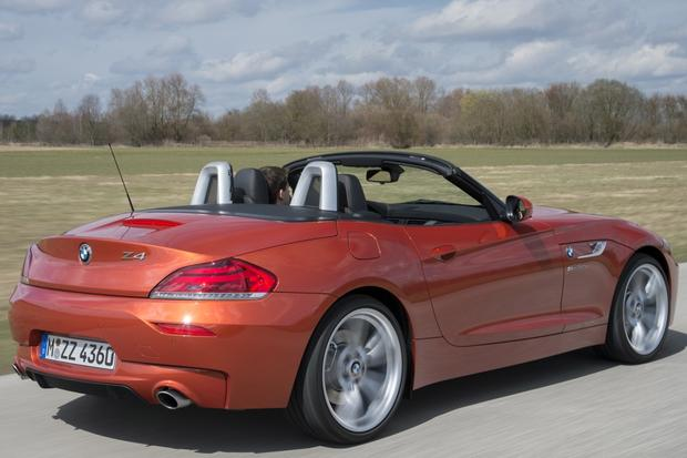 2014 BMW Z4: New Car Review featured image large thumb2