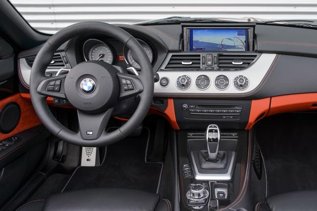 2014 BMW Z4: New Car Review featured image large thumb3