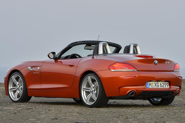 2015 BMW Z4: New Car Review
