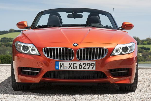 2015 BMW Z4: New Car Review featured image large thumb1