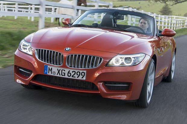 2015 BMW Z4: New Car Review featured image large thumb2