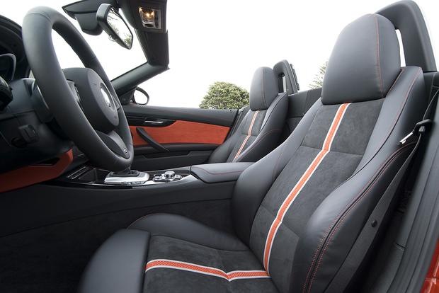 2015 BMW Z4: New Car Review featured image large thumb4