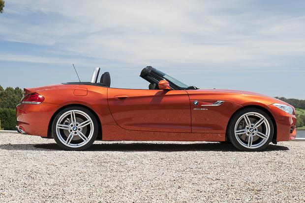 2015 Bmw Z4 New Car Review Autotrader