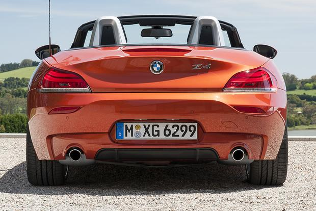 2015 BMW Z4: New Car Review featured image large thumb6