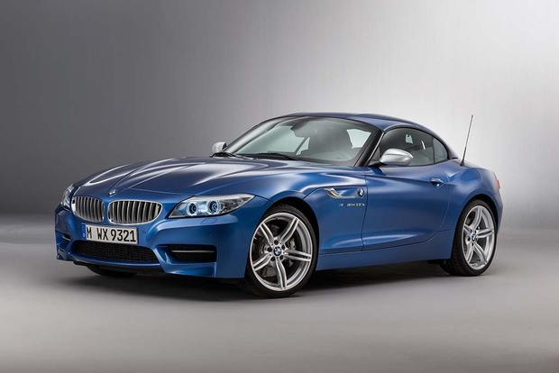 2014 bmw z4 new car review autotrader. Black Bedroom Furniture Sets. Home Design Ideas
