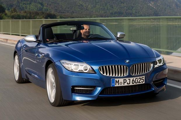 2016 Bmw Z4 New Car Review Autotrader