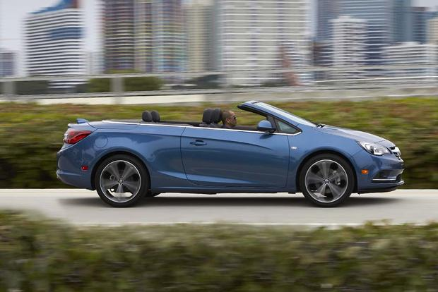 2016 Buick Cascada: New Car Review featured image large thumb4