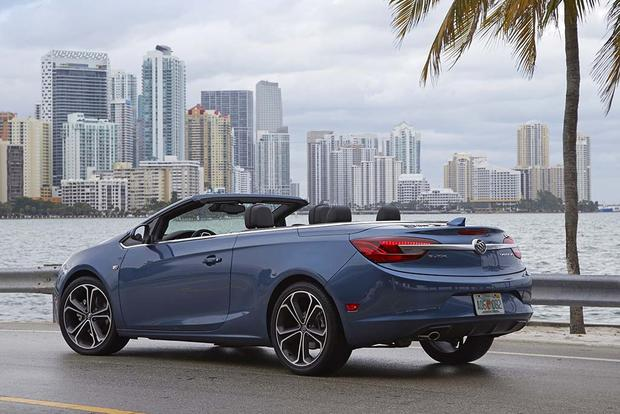 2016 Buick Cascada: New Car Review featured image large thumb3