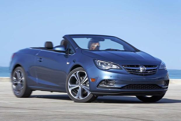 2016 Buick Cascada: New Car Review featured image large thumb1