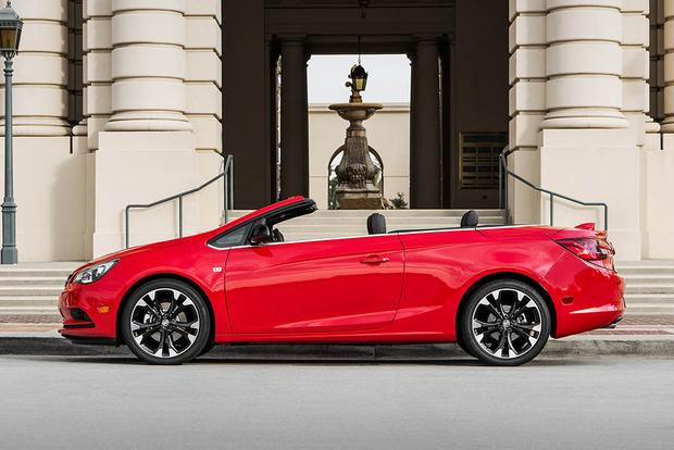 2017 Buick Cascada: New Car Review featured image large thumb3