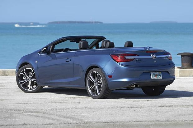 2017 Buick Cascada: New Car Review featured image large thumb5
