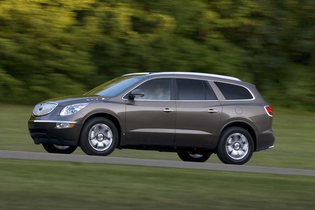 2008 Buick Enclave: Used Car Review featured image large thumb2