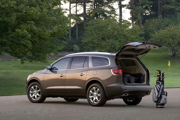 2009 Buick Enclave: Used Car Review featured image large thumb4
