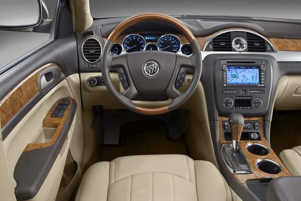 2009 Buick Enclave: Used Car Review featured image large thumb2