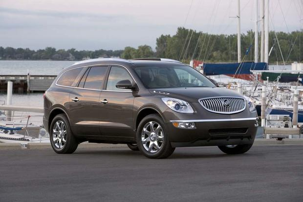 2009 Buick Enclave: Used Car Review featured image large thumb1