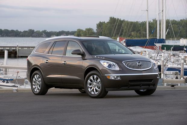 2011 Buick Enclave: Used Car Review