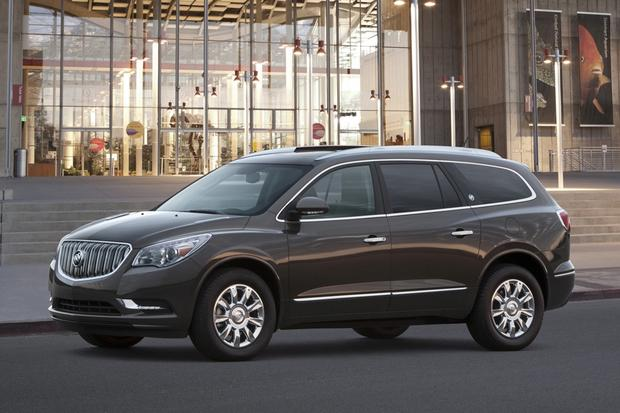 2013 Buick Enclave: New Car Review featured image large thumb0