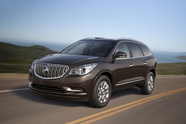2013 Buick Enclave: New Car Review featured image large thumb1