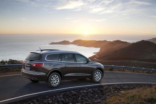 2013 Buick Enclave: New Car Review featured image large thumb2