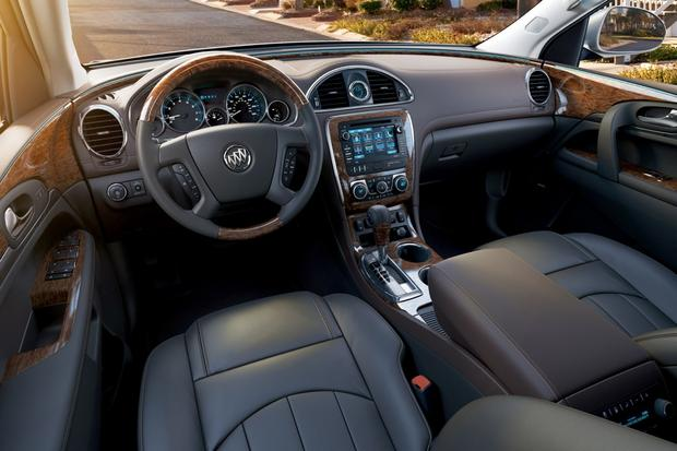 2013 buick enclave: new car review - autotrader