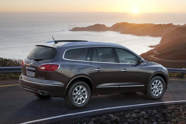 2014 Buick Enclave: New Car Review featured image large thumb2
