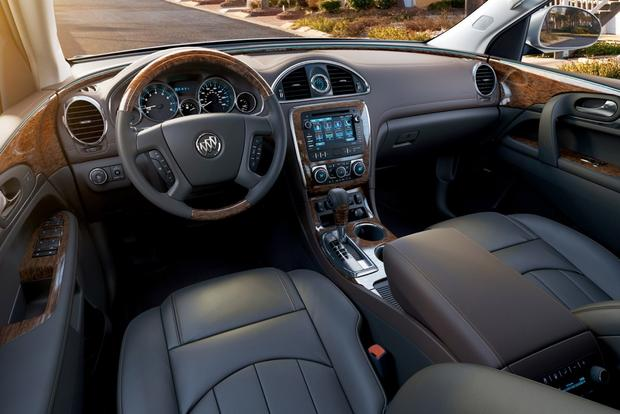 2015 Buick Enclave: New Car Review featured image large thumb4