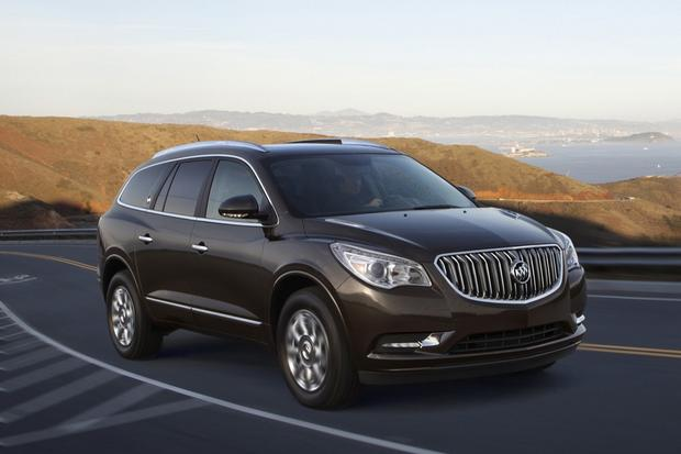 2015 Buick Enclave: New Car Review featured image large thumb0