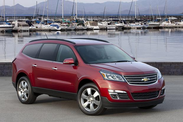 Buick Enclave Vs Chevrolet Traverse Whats The - Buick chevrolet