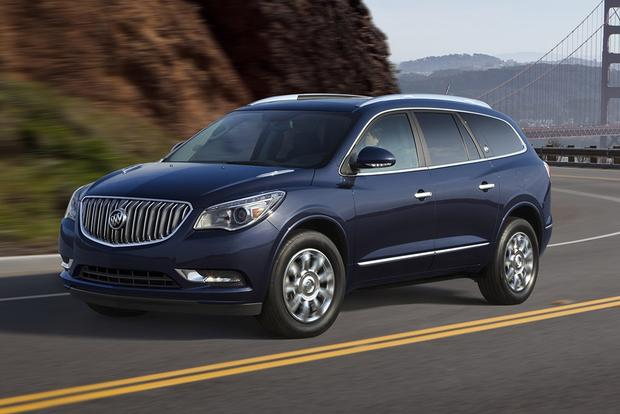 2017 Buick Enclave: New Car Review