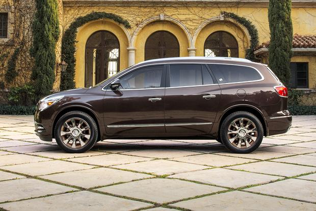 2018 Buick Enclave: Redesign, Styling, New Engines, Price >> 2017 Buick Enclave New Car Review Autotrader