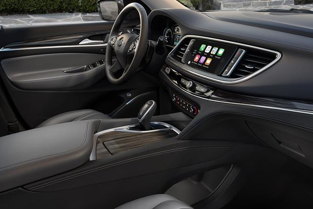2018 Buick Enclave: New Car Review featured image large thumb5