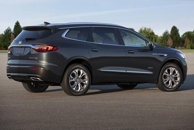 2018 Buick Enclave: First Drive Review featured image large thumb2