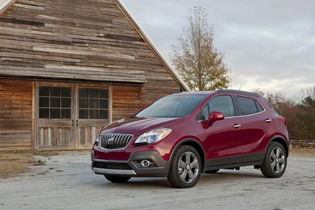 2013 Buick Encore: First Drive Review