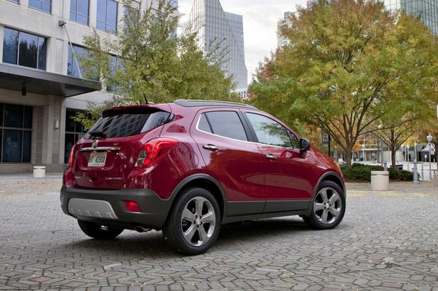 2013 Buick Encore: First Drive Review featured image large thumb2