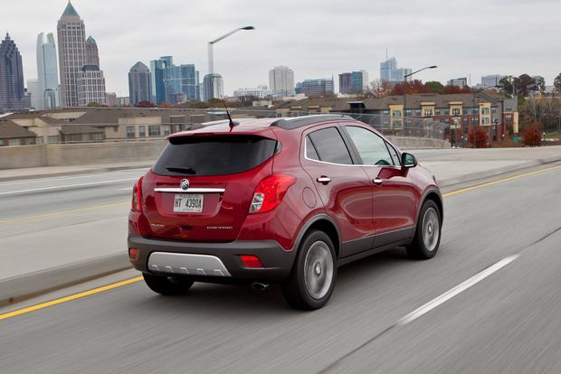 2013 Buick Encore: First Drive Review featured image large thumb7